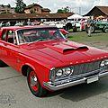Plymouth savoy super stock 2door sedan-1963