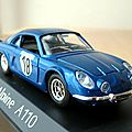 <b>Alpine</b> A110 berlinette 1973