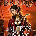 Saga <b>Mercy</b> Thompson - Les liens du sang (tome 2) - Patricia Briggs