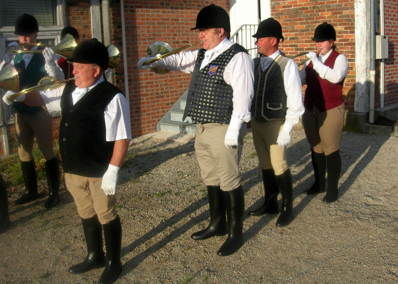 LES TROMPES DE CHASSE ROMILLY (14)