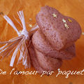 P'tits biscuits de pain d'épices