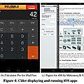<b>Cider</b> permet de lancer les jeux iOS sur Android