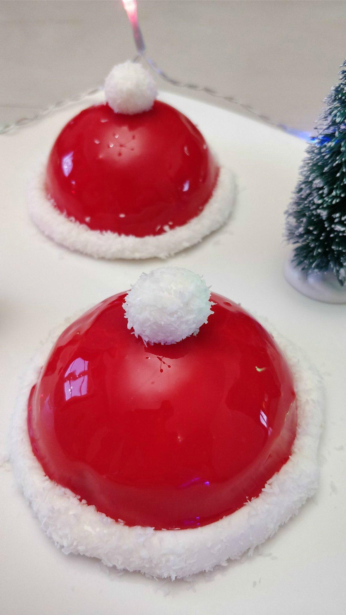 Bonnets du Père Noël