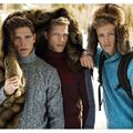 Matteo Martari, Geoffroy Jonckheere & <b>Blaine</b> <b>Cook</b> by Giampaolo Sgura for GQ Germany February 2010