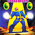 Panini / Semic Marvel <b>Thanos</b>