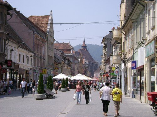 Roumanie, Brasov