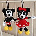 Mini <b>Mickey</b> et minnie