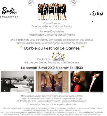 Invitation_BarbieCannes