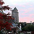 Le château de <b>Fougères</b> Bretagne