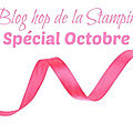 Blog hop octobre rose