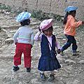Les petites qui dansent comme leur maman