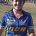 résultat - roc 15km Camille CIGANA 3è cadette