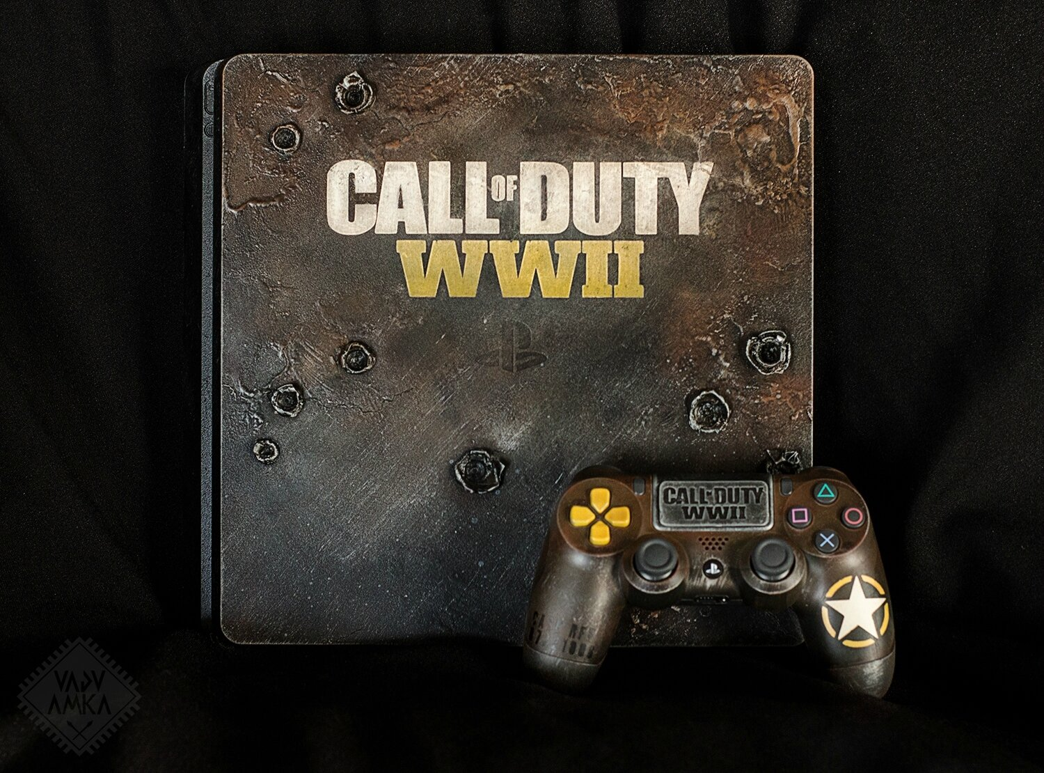 Call of Duty: WWII - Playstation 4 custom