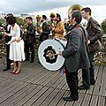 Mariage, musiciens Pont des arts_2460