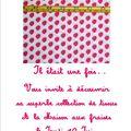 Apéro textile, 2ème édition !!!