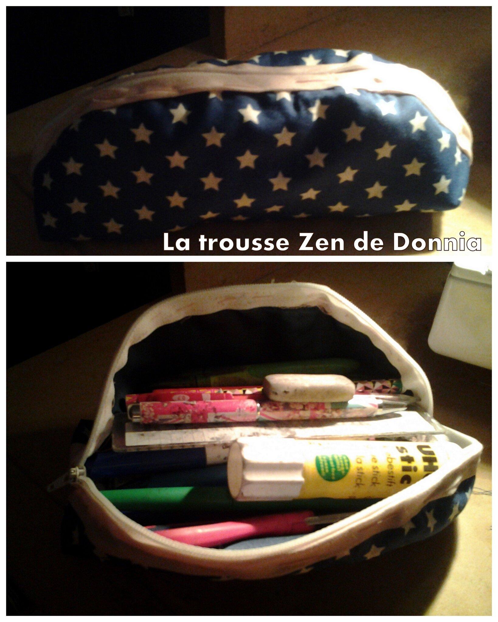 Trousse Zen 42 Donnia