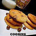 Twix mix cookies