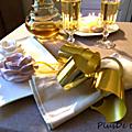 Concours plusdecoton : votre plus belle table de fêtes !