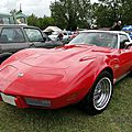 <b>Chevrolet</b> Corvette Stingray convertible-1975