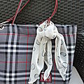 Foulard de Sac à main 'Mary'