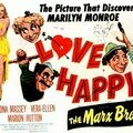 Les affiches de love happy