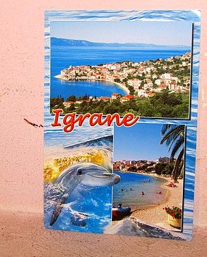 Cartes Postales Igrane (Croatie)   Mes collections (DISNEY & cie)