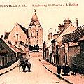 Le 7 avril <b>1795</b> à Nogent-le-Républicain : Les mésaventures d'un commissaire aux blés à Courville.