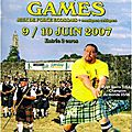 bressuire-the-scot: the 2007 highland games in video