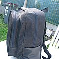 Tuto du grand sac à dos scolaire pour ado