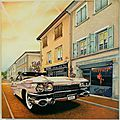 Cadillac 59 pour KAHACHA Tattoo