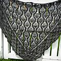 Victoria shawl 1