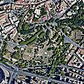 Esquilino et Monti Nord - Des perles dans un écrin banal (10/13). Monti – Le parc archéologique du <b>Colle</b> Oppio.