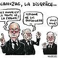 Affaire cahuzac: la classe politique unanime pour s'indigner...