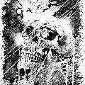 Skull graff