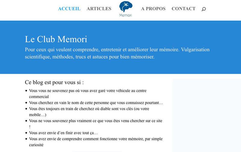 MemoriClub