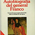 Vazquez Montalban et <b>Franco</b>