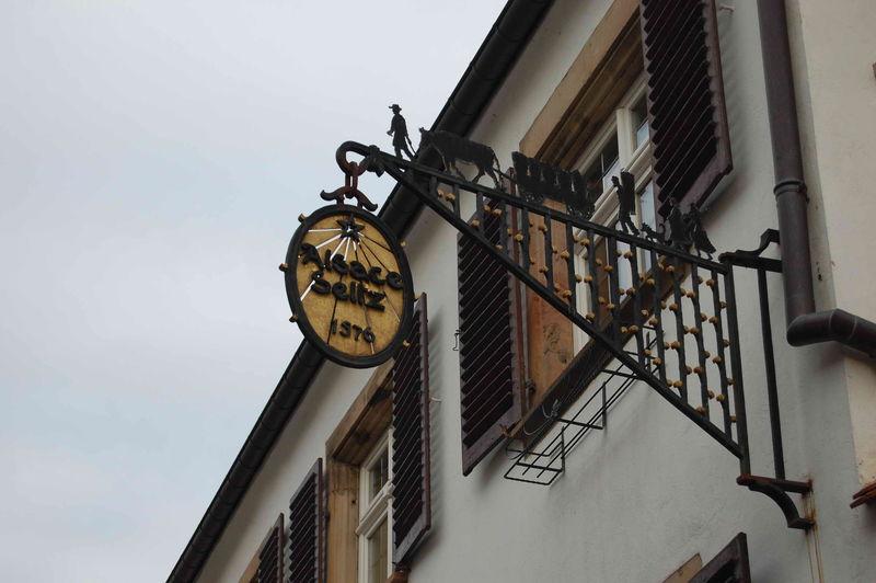 Chez Albert Seltz (Mittelbergheim)
