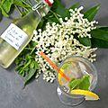 Le cocktail hugo parce qu'il y a un après pimm's ou spritz et qu'il est à base de sirop à la fleur de sureau