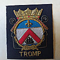 <b>Ecusson</b> Royal Netherlands Navy Guided Missile Frigate F 803 HNLMS Tromp / Patch