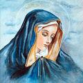Le Mois de la Vierge des <b>Douleurs</b>