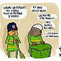 Depardieu en belgique, l'ironie et l'impôsture