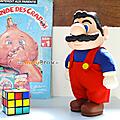 Autres jeux ... personnage super mario bros (1989) * nintendo