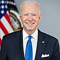 Joe Biden - Sommet virtuel sur le <b>climat</b>, 22 avril 2021 - Virtual summit about <b>climate</b>, April 22, 2021