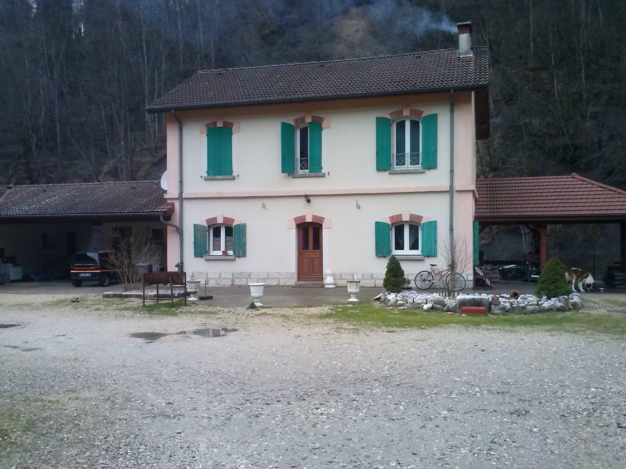 Fourvoirie (Isère)