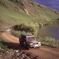 Green Raid, fleuve Amour, frontière avec la Russie, juin 2007