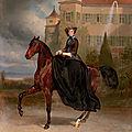 Dorotheum auctions portrait of Empress-to-be Elisabeth of <b>Austria</b> for 1.5 million