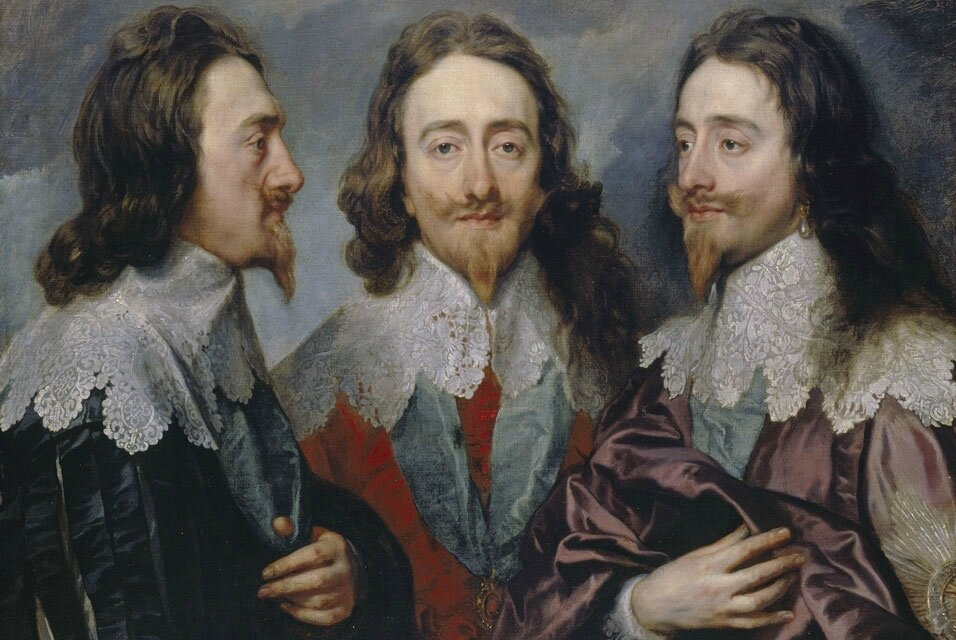Exhibition at the Royal Academy of Arts reunites Charles I's collection