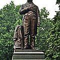 DANIEL WEBSTER à Central Park
