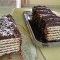 Gâteau aux petits beurre