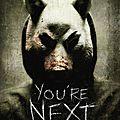You're next ...